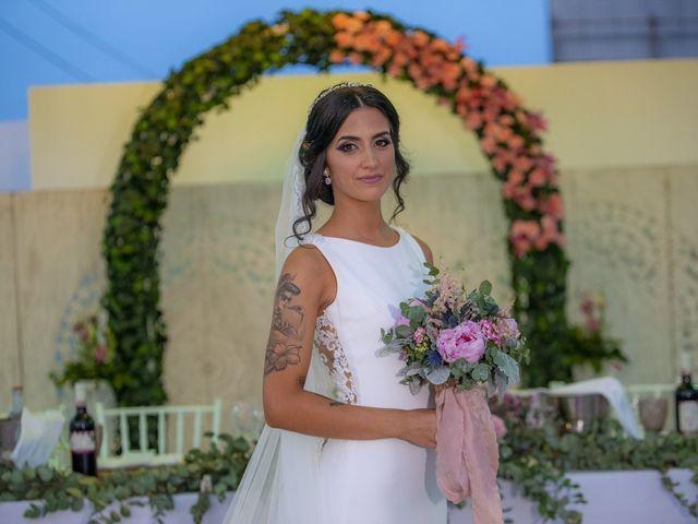 La boda de Daniel y Ana en Huetor Tajar, Granada 85