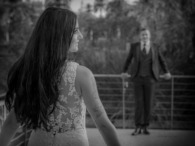La boda de Daniel y Ana en Huetor Tajar, Granada 89