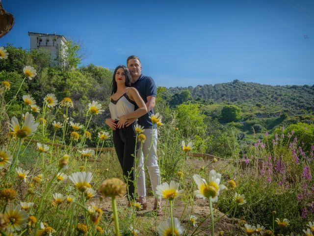 La boda de Daniel y Ana en Huetor Tajar, Granada 106