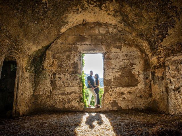 La boda de Daniel y Ana en Huetor Tajar, Granada 107