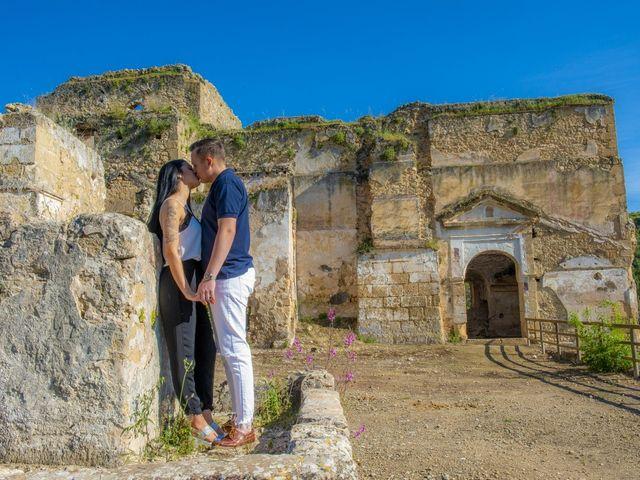 La boda de Daniel y Ana en Huetor Tajar, Granada 109