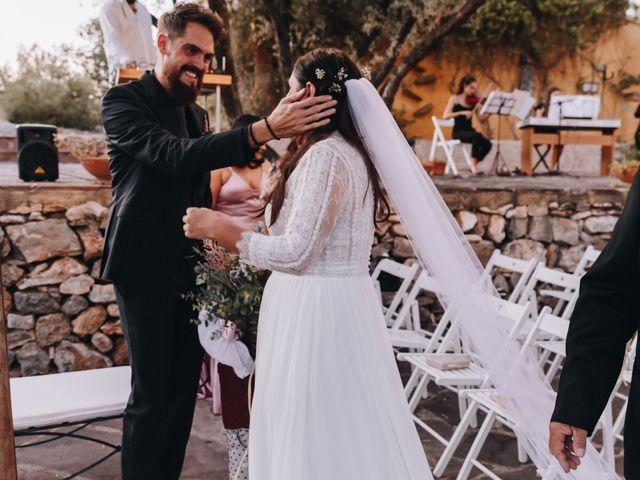 La boda de Luis y Eli en Albalat Dels Tarongers, Valencia 23