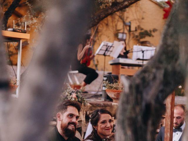La boda de Luis y Eli en Albalat Dels Tarongers, Valencia 25