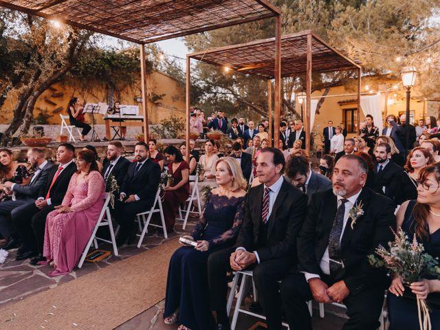 La boda de Luis y Eli en Albalat Dels Tarongers, Valencia 26