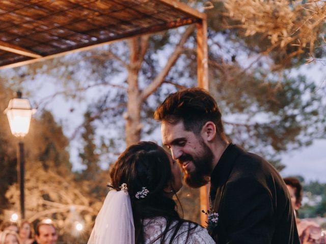 La boda de Luis y Eli en Albalat Dels Tarongers, Valencia 30