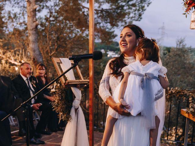 La boda de Luis y Eli en Albalat Dels Tarongers, Valencia 31