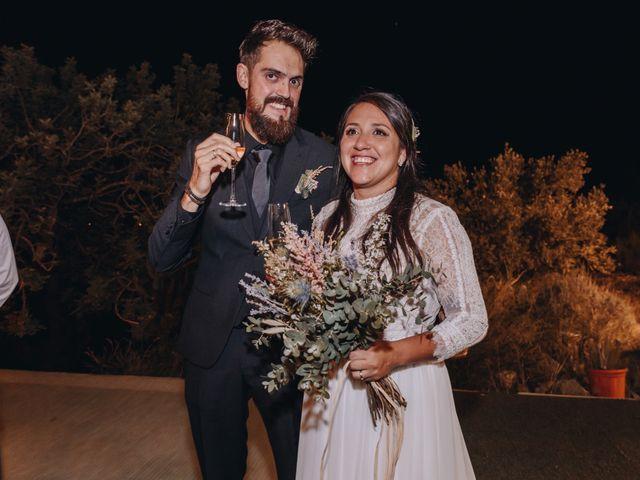 La boda de Luis y Eli en Albalat Dels Tarongers, Valencia 35