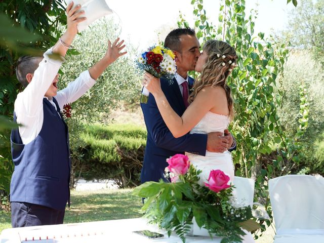 La boda de Iván y Montse