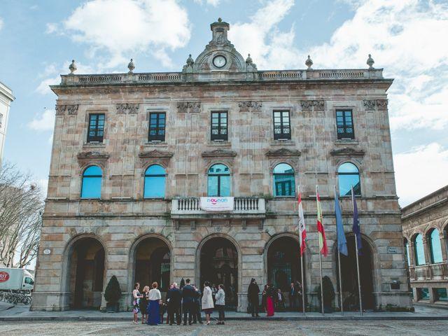 La boda de Maya y Héctor en Gijón, Asturias 11