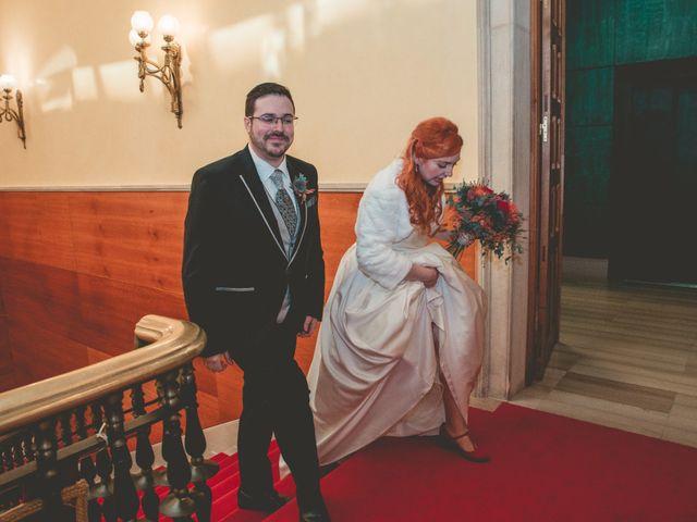 La boda de Maya y Héctor en Gijón, Asturias 19