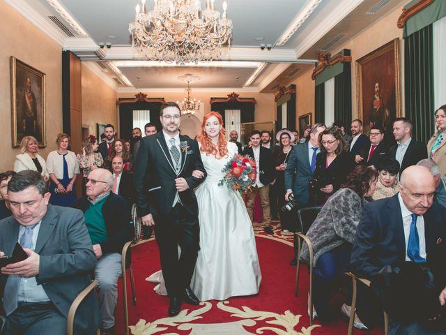 La boda de Maya y Héctor en Gijón, Asturias 20