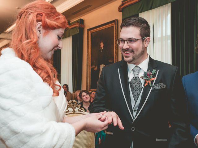 La boda de Maya y Héctor en Gijón, Asturias 22