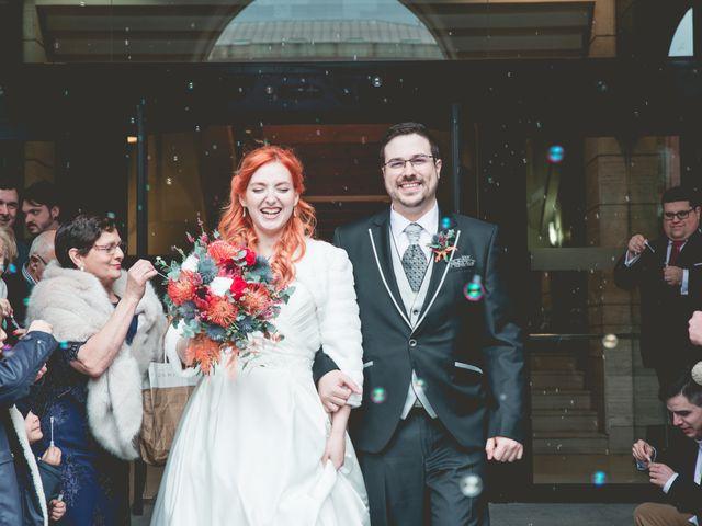 La boda de Héctor y Maya