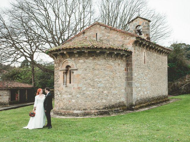 La boda de Maya y Héctor en Gijón, Asturias 29