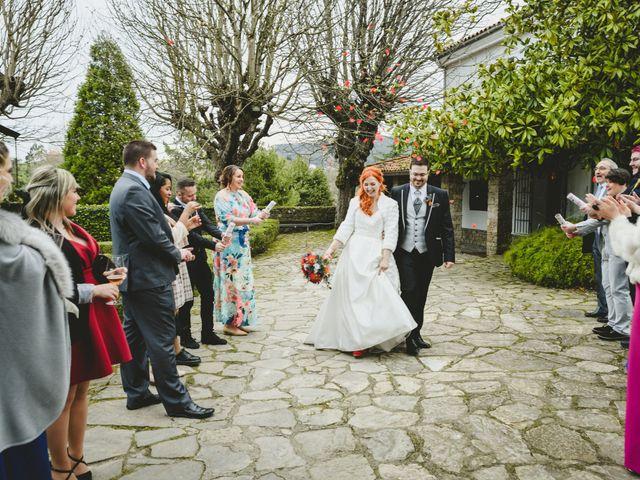 La boda de Maya y Héctor en Gijón, Asturias 30