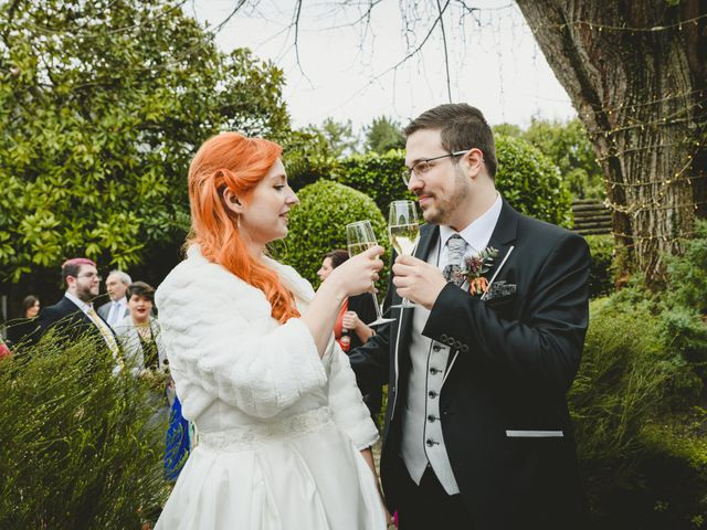 La boda de Maya y Héctor en Gijón, Asturias 32