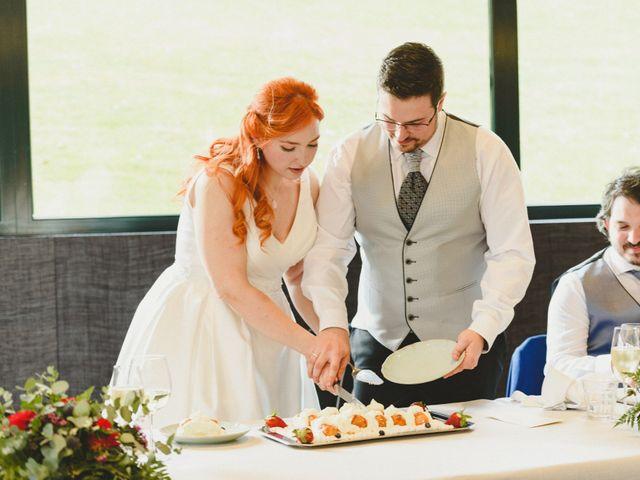 La boda de Maya y Héctor en Gijón, Asturias 45