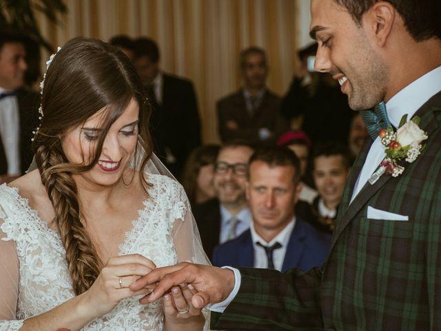 La boda de Esther y Imanol en Santoña, Cantabria 10