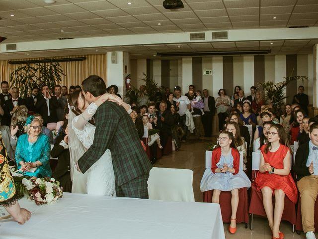 La boda de Esther y Imanol en Santoña, Cantabria 11