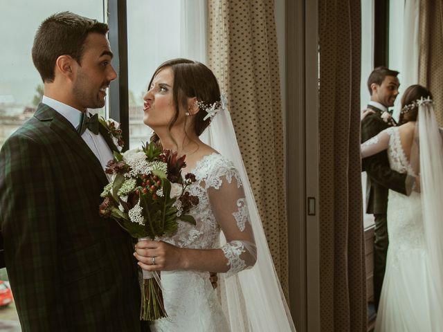 La boda de Imanol y Esther
