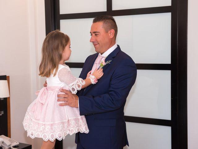 La boda de Jose y Ana en Alhaurin De La Torre, Málaga 5