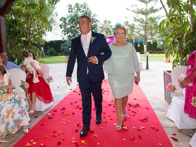 La boda de Jose y Ana en Alhaurin De La Torre, Málaga 13