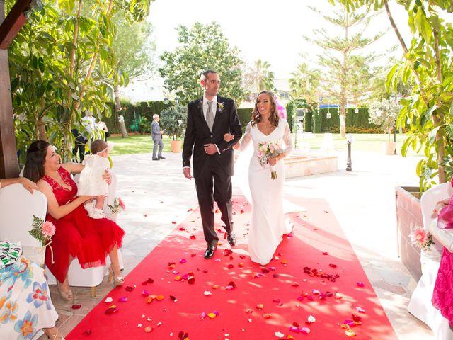 La boda de Jose y Ana en Alhaurin De La Torre, Málaga 14
