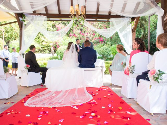La boda de Jose y Ana en Alhaurin De La Torre, Málaga 15