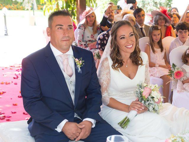 La boda de Jose y Ana en Alhaurin De La Torre, Málaga 16
