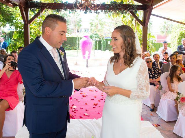 La boda de Jose y Ana en Alhaurin De La Torre, Málaga 18