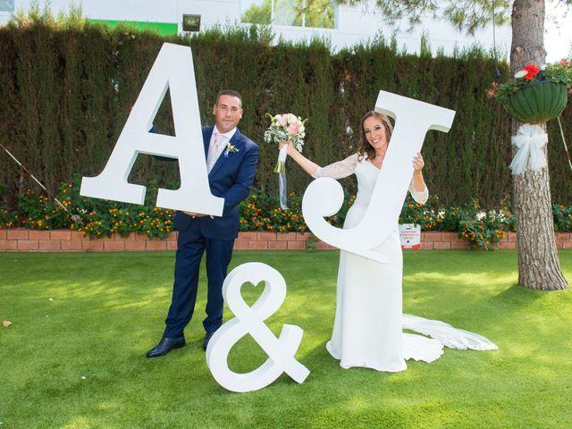 La boda de Jose y Ana en Alhaurin De La Torre, Málaga 21