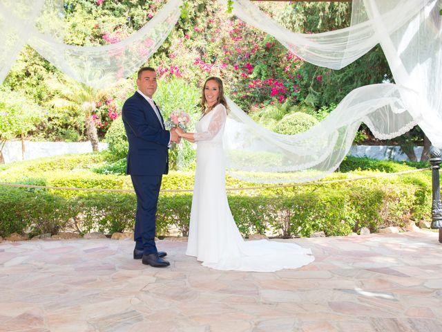 La boda de Jose y Ana en Alhaurin De La Torre, Málaga 1