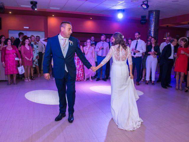 La boda de Jose y Ana en Alhaurin De La Torre, Málaga 33