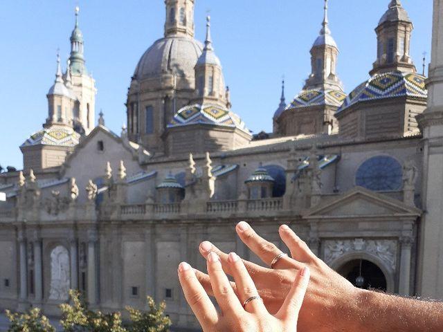 La boda de Manel y Adriana  en Zaragoza, Zaragoza 4