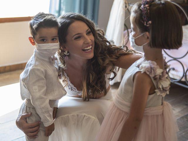 La boda de Carlos y Diana en La Adrada, Ávila 10