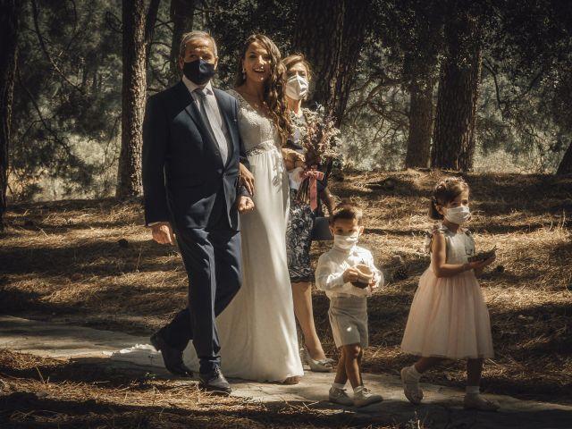 La boda de Carlos y Diana en La Adrada, Ávila 15
