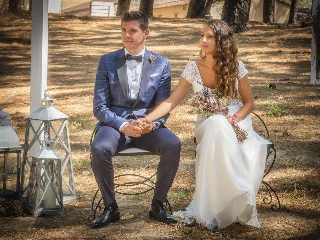La boda de Carlos y Diana en La Adrada, Ávila 16