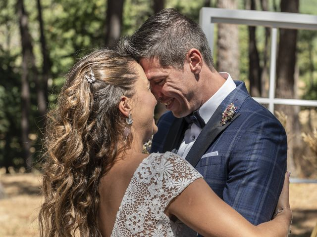 La boda de Carlos y Diana en La Adrada, Ávila 17