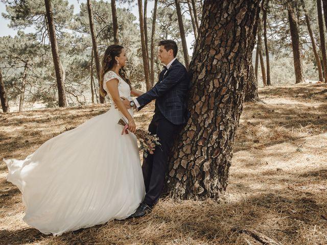 La boda de Carlos y Diana en La Adrada, Ávila 21