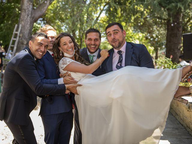 La boda de Carlos y Diana en La Adrada, Ávila 22