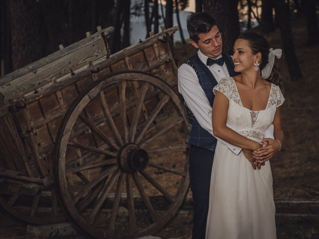La boda de Carlos y Diana en La Adrada, Ávila 23