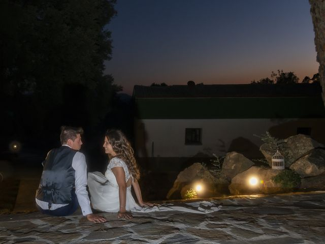 La boda de Carlos y Diana en La Adrada, Ávila 2