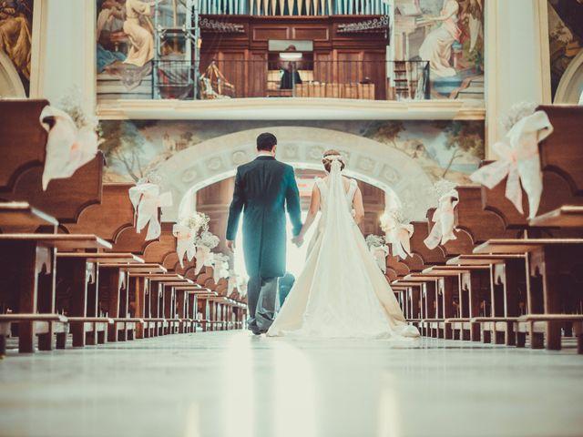 La boda de Miguel y Alejandra en Albacete, Albacete 17