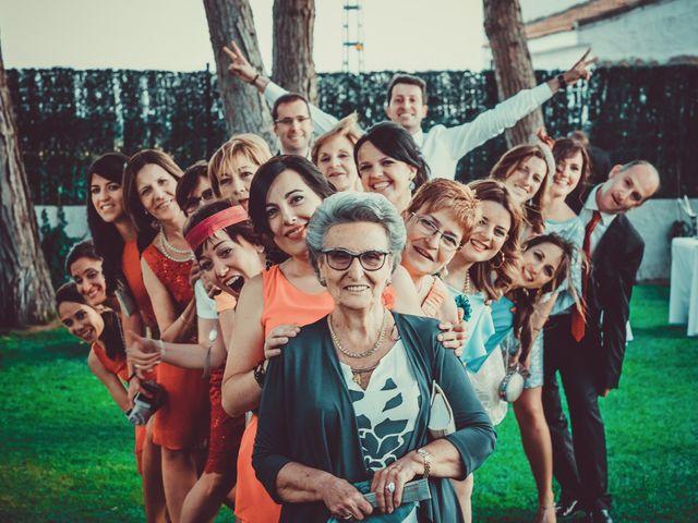 La boda de Miguel y Alejandra en Albacete, Albacete 25