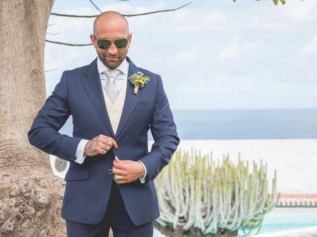 La boda de Fer y Argi en Valle Guerra, Santa Cruz de Tenerife 21