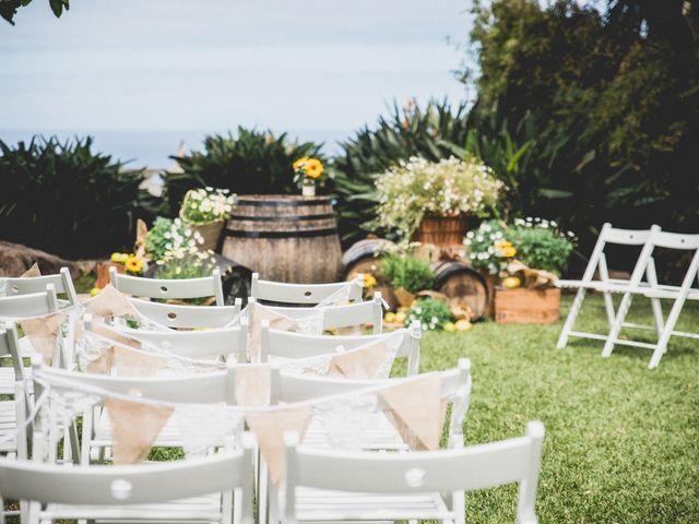 La boda de Fer y Argi en Valle Guerra, Santa Cruz de Tenerife 23