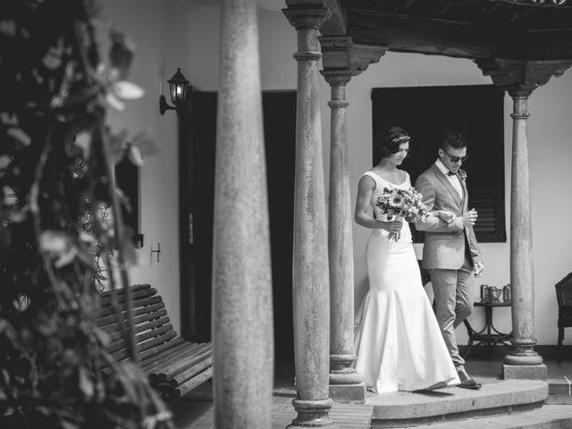 La boda de Fer y Argi en Valle Guerra, Santa Cruz de Tenerife 24