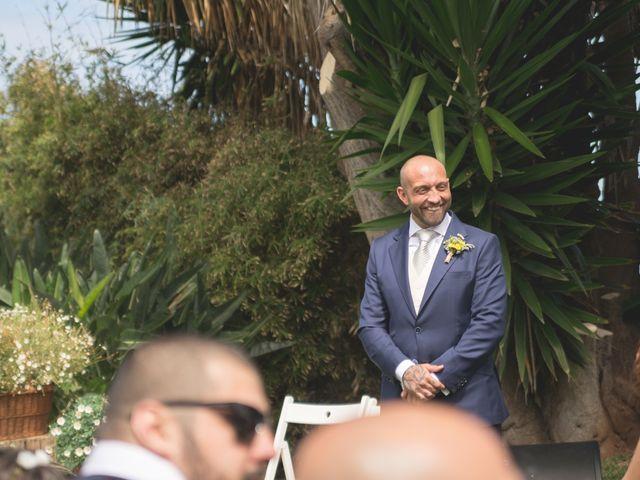 La boda de Fer y Argi en Valle Guerra, Santa Cruz de Tenerife 25