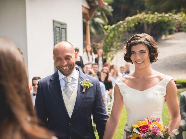 La boda de Fer y Argi en Valle Guerra, Santa Cruz de Tenerife 27