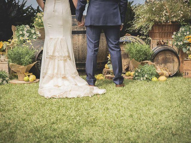 La boda de Fer y Argi en Valle Guerra, Santa Cruz de Tenerife 29